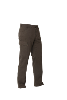 "Bayerwald® Thermojeans ""Five Pocket"" oliv"