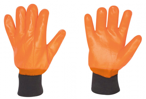 ESKIMO Handschuhe orange