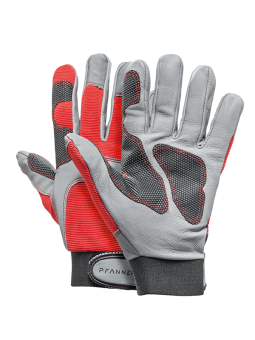 Pfanner StretchFlex® Kepro L | rot/schwarz