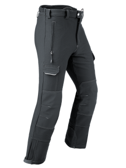 Pfanner Thermo Outdoorhose schwarz