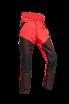 Pfanner Gladiator® Extrem Schnittschutzhose rot