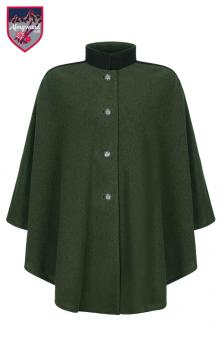 Soltau Damen Cape grün
