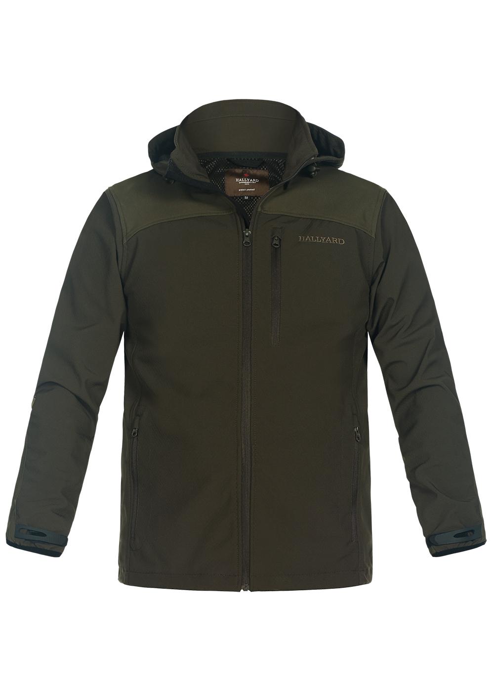 Bayerwald® Outdoor Jacke braun