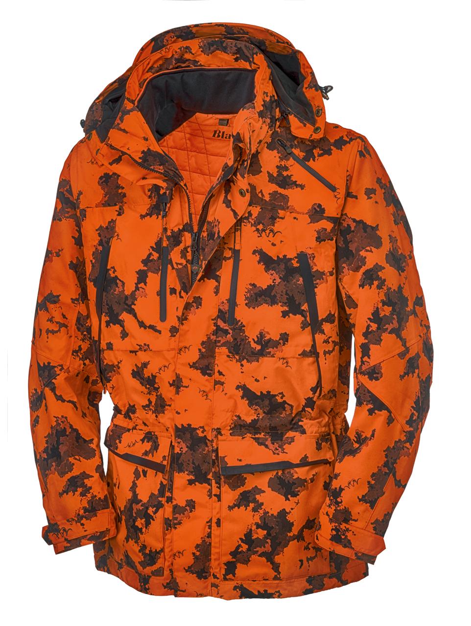 981a064ae7c2dd Bayerwald Jagd & Forst | Blaser Blaze 2-in-1 Jacke Herren blaze orange